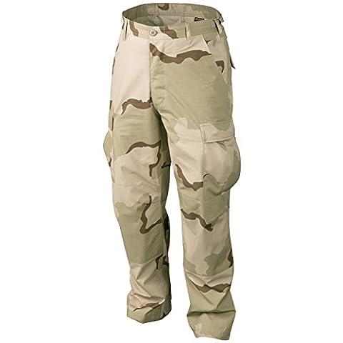 Helikon Véritable BDU Pantalons Coton Ripstop 3-Color Desert Taille M Cour