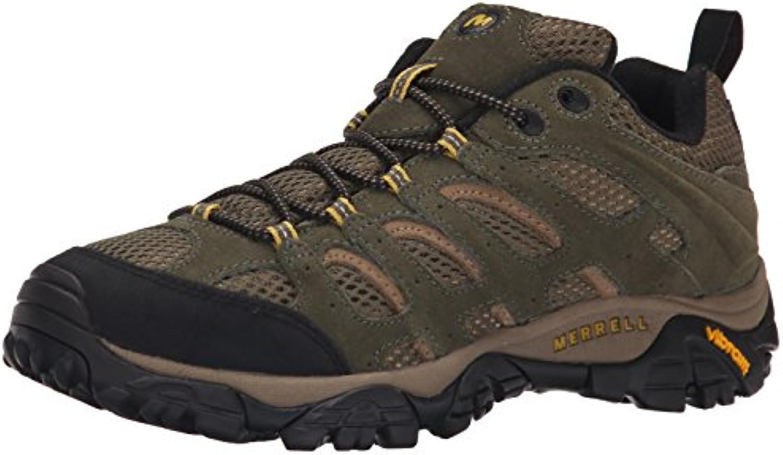Merrell Moab Ventilator Scarpe da Trekking Trekking Trekking Low Rise Uomo, verde (Olive) 43 EU | Grande Varietà  | Sig/Sig Ra Scarpa  290b75