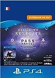Destiny 2: Renégats Pass Annuel - Annuel Pass Edition | Code Jeu PS4 - Compte français