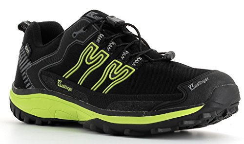 kastinger unisex shoes unisex trail a waterproof outdoor shoes–tex membrane for waterproofing and breathability, quick lacing, trail running