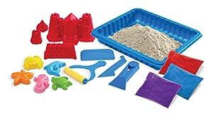 Cra-Z-Sand- Set Creativo Arena Mágica 25 Piezas, (Toy Partner 19513)