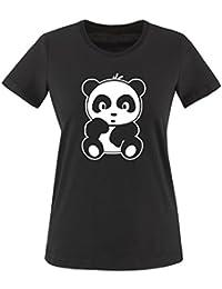 Comic - Baby Bär - Damen Frauen T-Shirt Gr. XS bis XXL Diverse Farben