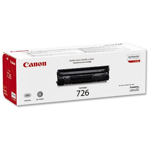 Canon 3483B002 CRG-726 Tonerkartusche schwarz