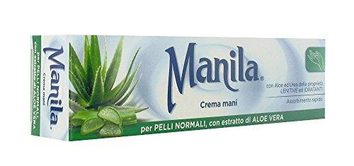 Manila Crema Mani Aloe - 100 ml