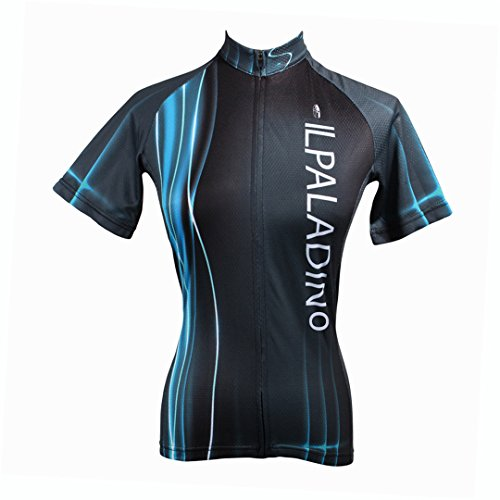 Kranchungel Women s Short Sleeve Breathable Bicycle Cycling Jersey Top  X-Small f7adbbd0a