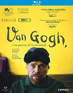 puerta a puerta: Van Gogh, A Las Puertas De La Eternidad [Blu-ray]