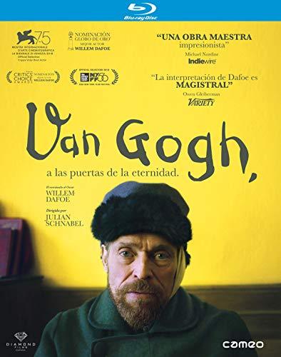 Van Gogh, A Las Puertas De La Eternidad [Blu-ray]