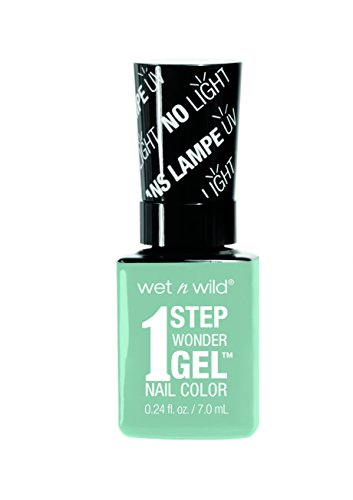Wet n Wild Pretty Peas 1 Step Wonder Gel Nail: smalto per unghie - 7 ml