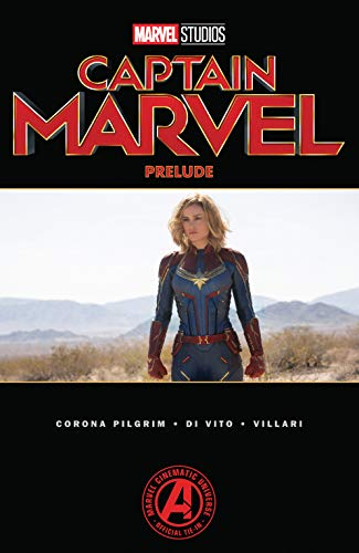 Marvel's Captain Marvel Prelude (English Edition)