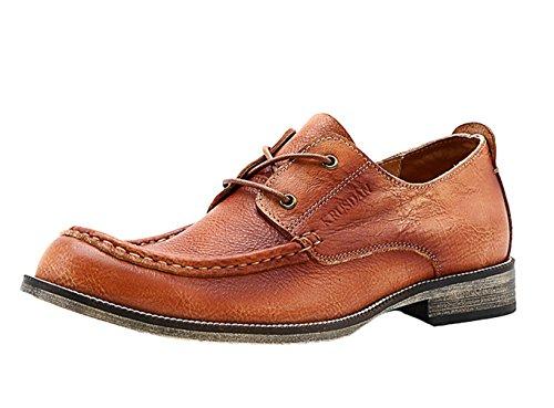 ICEGREY - Brogue uomo , marrone (Brown), 38,5 EU