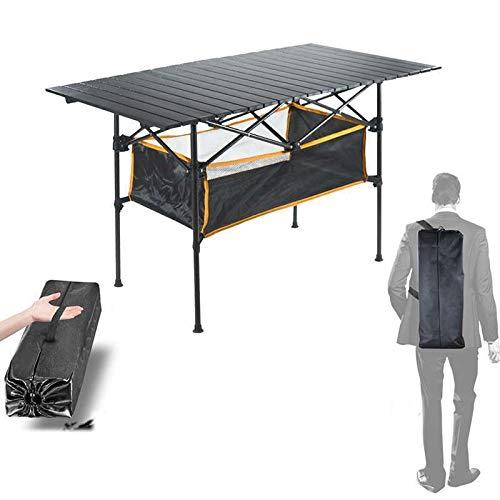 ShiXuan Outdoor Klapptisch Stuhl Camping Aluminium Alloy Picknick-Tisch Wasserdichten Dauerkabeln Schreibtisch - Country Outdoor-beistelltisch