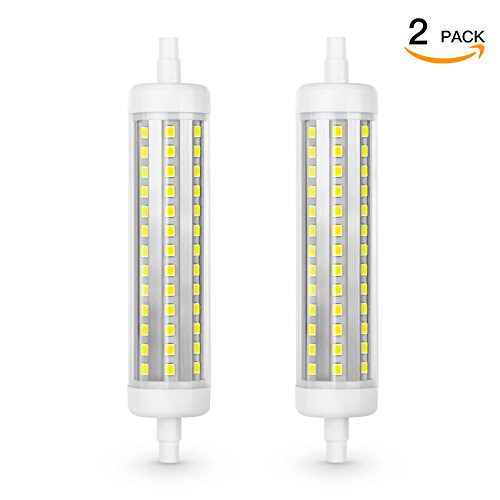 SHINE HAI Bombillas LED ,Casquillo R7S 118mm 10W equivalentes a Lámparas halógenas...
