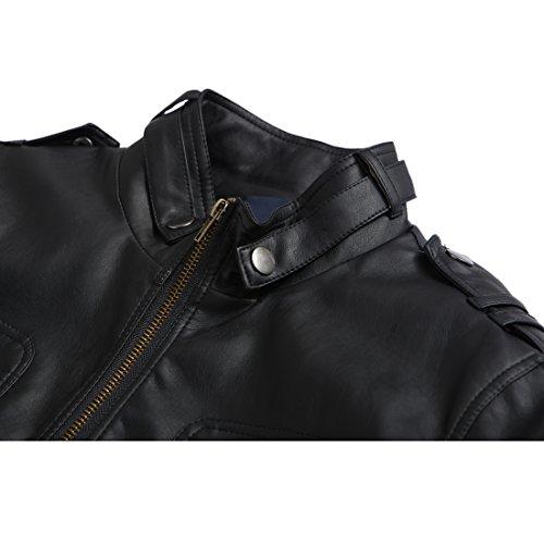 Partiss - Manteau - Homme Noir