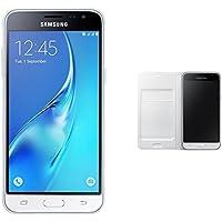 Samsung Galaxy J3 + Samsung Flip Wallet