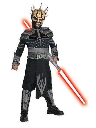 Star Wars Savage Opress Deluxe Kinderkostüm Darth Maul - Größe S ca. (Opress Kind Kostüme Savage)