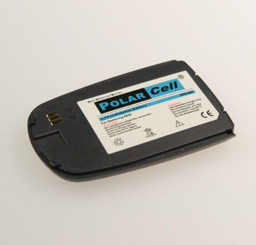 NFE² Edition Polarcell Lithium-Polymer Akku - 800mAh - für Samsung SGH-X650 schwarz