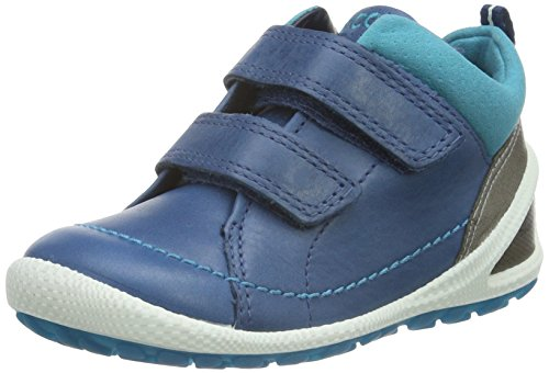 Ecco Unisex Baby Lite Infants Lauflernschuhe Blau (POSEIDON/CAPRI BREEZE59620)