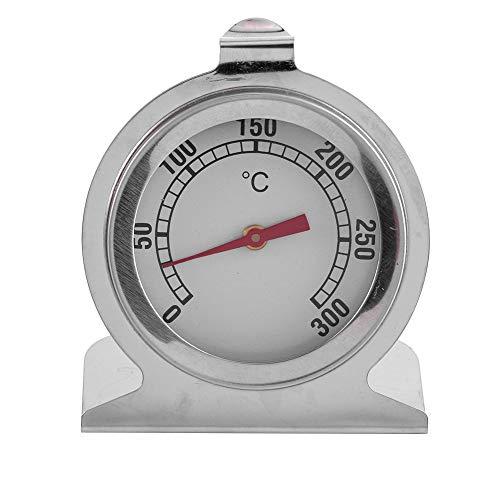 Fdit Termómetro de Horno Herramienta de Medición de Temperatura de Hornada de Cocina de Acero Inoxidable...