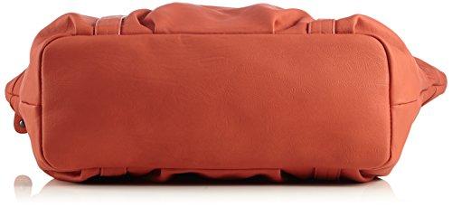 Oxbow, Borsa a tracolla Donna F2BANI, Rosso (Rouille), Taglia Unica Rosso (Rouille)