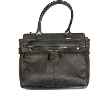 ULTIMATEADDONS Black Ladies Medion RIM 1000 Tote Hand Bag