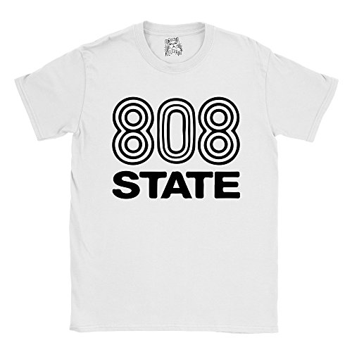 Cult Relevant 808 State Homage T-Shirt