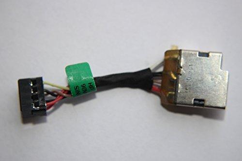 Netzteilbuchse - HP Pavilion 15-N000, 15-N100, 15-N200, 4-Pin mit Kabel