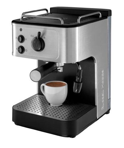 Russell Hobbs 18623-56 Macchina Caffè Espresso Allure,