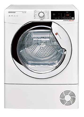 Hoover DXW4H7A1TCEX-01 Asciugatrice, 7 kg, 67 dB(A), Bianco