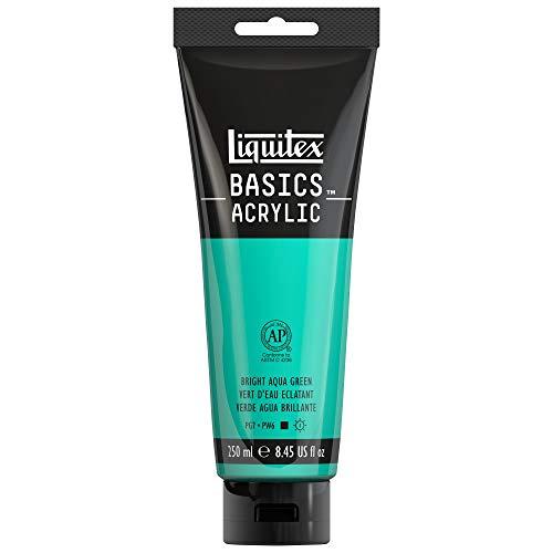 Liquitex Basics - Tubo de pintura acrílica, color verde, 250 ml