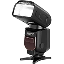 Beschoi - Flash Speedlite Profesional L561 con i-TTL, Inalámbrica Esclavo, Número de Guía GN56 y Zapata para Cámara Nikon DSLR Digital D7100 D7000 D5300 D5200 D5100 D5000 D3200 D3100 D3300 D90 D800 D700 D300 D300S D610 D600 D4 D3S D3X D3