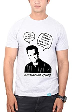 63cefba5f ... The Banyan Tee Chandler Bing Friends Tshirt - Friends Merchandise by TBT