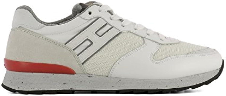 Hogan Herren Sneaker Weiß Weiß  Billig und erschwinglich Im Verkauf