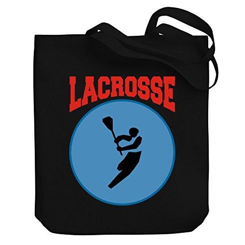 Teeburon Lacrosse PIN Sac Cabas