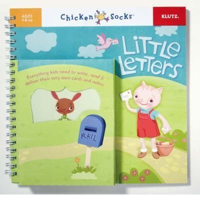 (LITTLE LETTERS [WITH STICKERS AND ENVELOPES AND STAMPS & DOORKNOB MAILBOX ENVELOPE TEMPLATE AND POSTCARDS AND NOTE) BY Klutz Press(Author)Paperback on (08 , 2006)