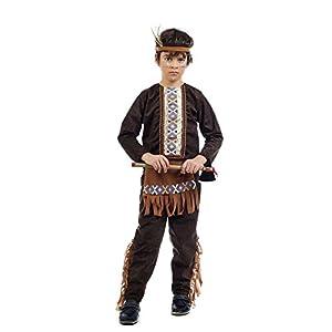 Limit Sport Indio con mangas, disfraz infantil 4 MI031 4