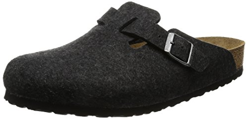 Birkenstock Classic Boston Wolle,