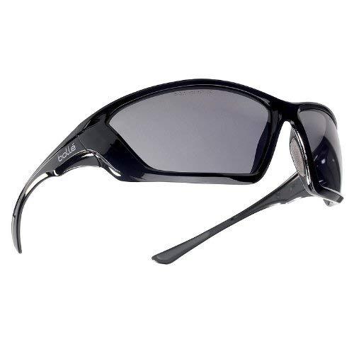 Bolle Tactical SWAT Ballistic Sonnenbrille - Smoke Lens Schwarz Rahmen