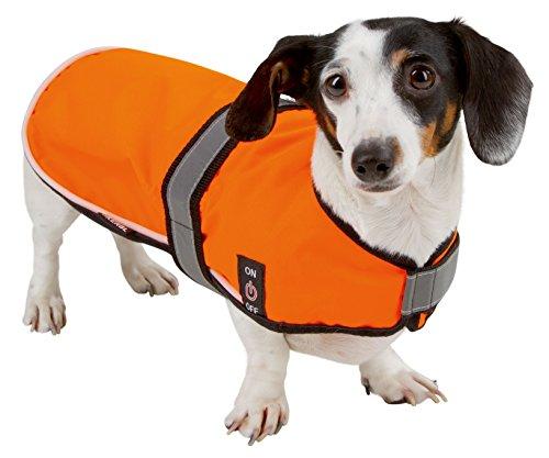 Kerbl chaleco de seguridad Maxi caja fuerte, grande, color naranja