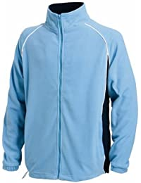 Finden Hales Piped Microfleece Jacket
