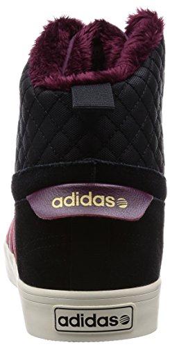 adidas Park Wtr Hi W, Chaussures en Forme de Bottines Femme Noir