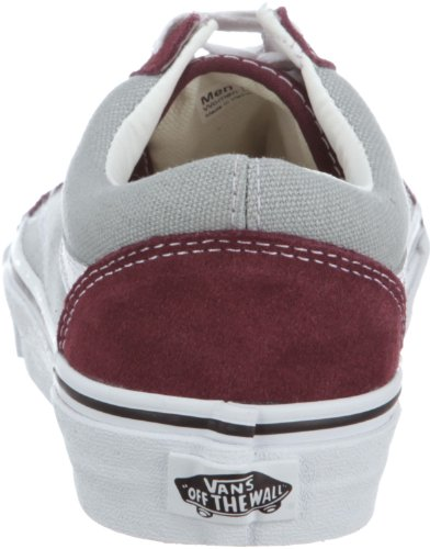 Vans Old Skool VKW65IQ Unisex - Erwachsene Sneaker Rot ((Gold Coast) vineyard wine/high rise)