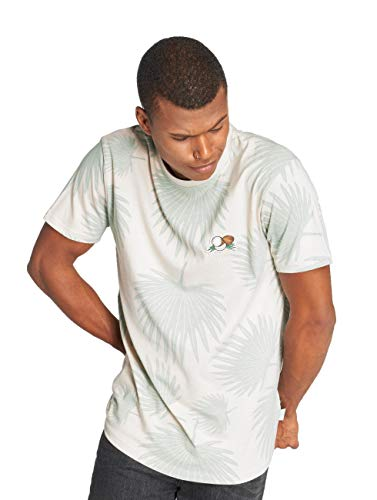 Just Rhyse Herren T-Shirts Chito beige S