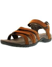 Teva Tirra Leather W's Damen Sport- & Outdoor Sandalen