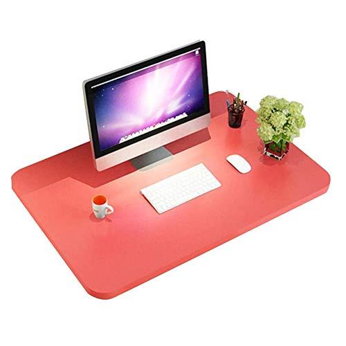 Hängender Aufbewahrungstisch / Schreibtisch, Schreibtisch mit Laptop-Ständer, Zusammenklappbarer Multifunktionswandschreibtisch, Esstisch Easy Desk, Holzwerkstoffplatten, Mehrgrößenplatte, , Rot, 8