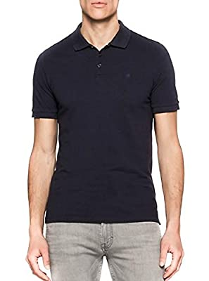 Calvin Klein Jeans Men's Paul Polo S/S T-Shirt