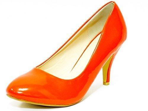 Ktc , Escarpins pour femme Orange