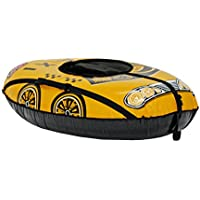 Trineos Hinchable, Snow Tube Yellow Car 105 * 65 cm