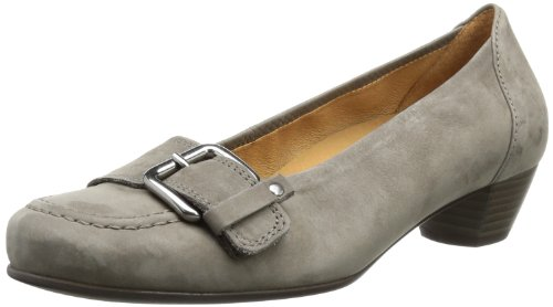 Gabor Shoes Gabor Comfort, Scarpe chiuse donna grigio (Grau (Fumo))