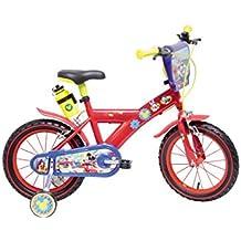 Bicicleta 16 pulgadas para 5-8 años de Mickey Mouse