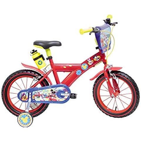 16Pulgadas Bicicleta infantil Mickey Mouse